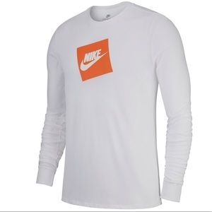 (1:XL Only) Nike 'Futura Box' Tee